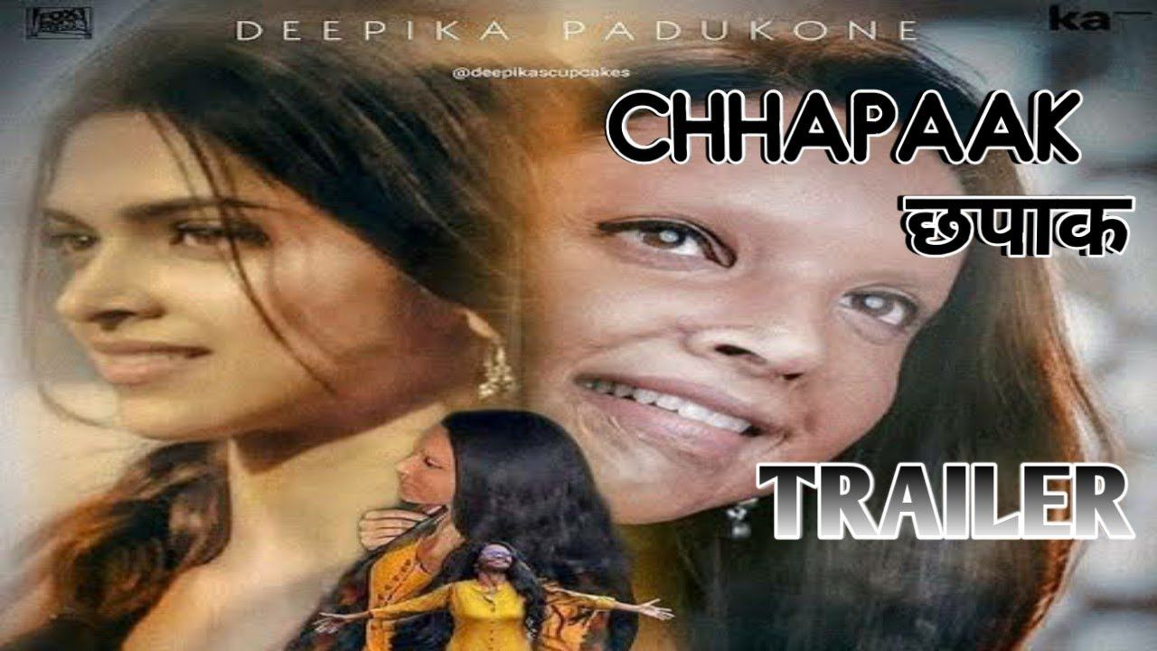 Chhapaak Movie Trailer Vkrant Massey Deepika Padukone Release 10th Jan 2020 Sgr Mixup Video Movie Trailers Deepika Padukone Movies