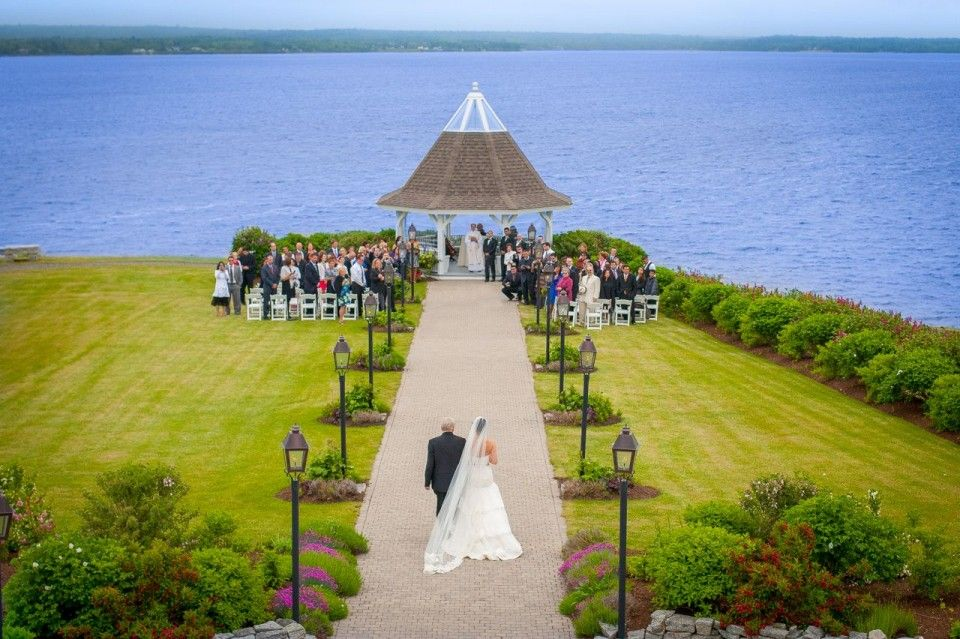 Wedding French S Point Venue Maine