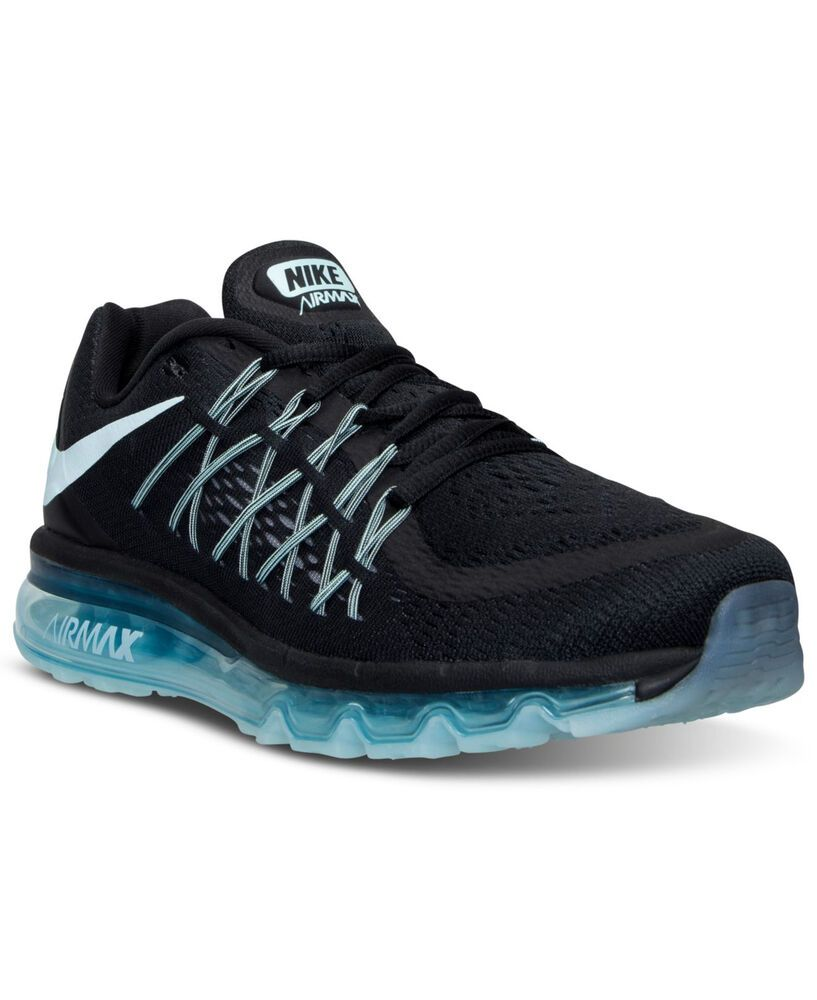 d82678ec45b0 Nike Womens Air Max 2015 Low Top Lace Up Running Sneaker Black Size 9.0 -  Nike Airs (This is a link to Amazon and as an Amazon Associate I earn from  ...