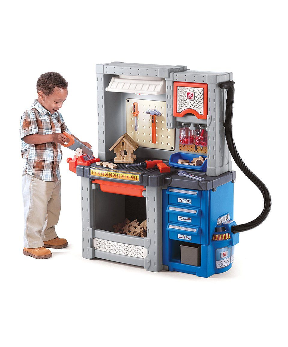 Take A Look At This Deluxe Workshop Play Set Today 94 99