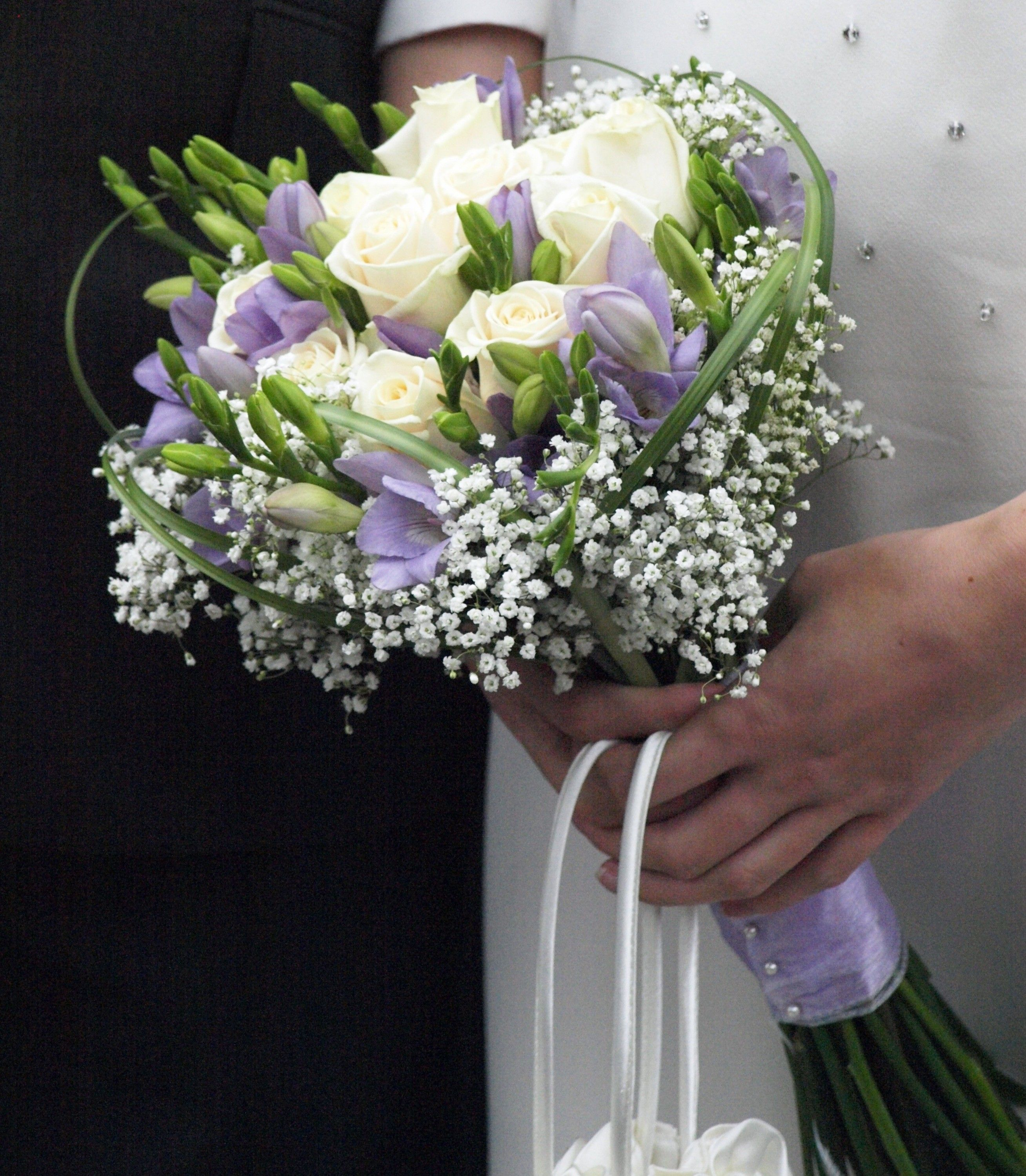 Freesias and cream roses google search wedding bouquet freesias and cream roses google search izmirmasajfo Gallery