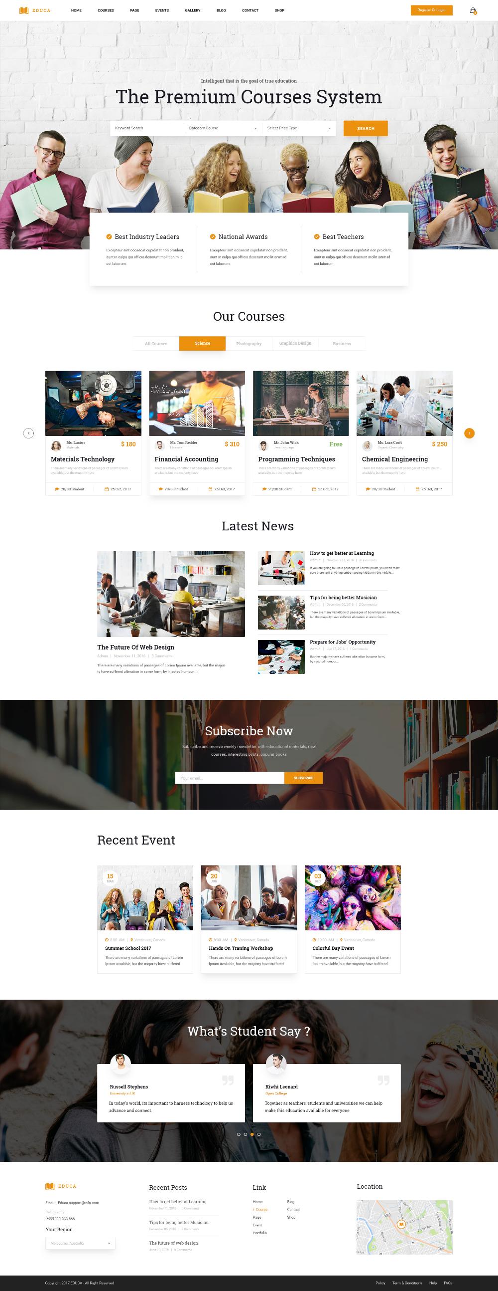 Educa With Images Learning Website Design Web Design Websites Web Design Quotes