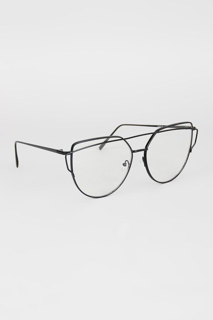 double brow wire frame glasses - Wire Glasses Frames