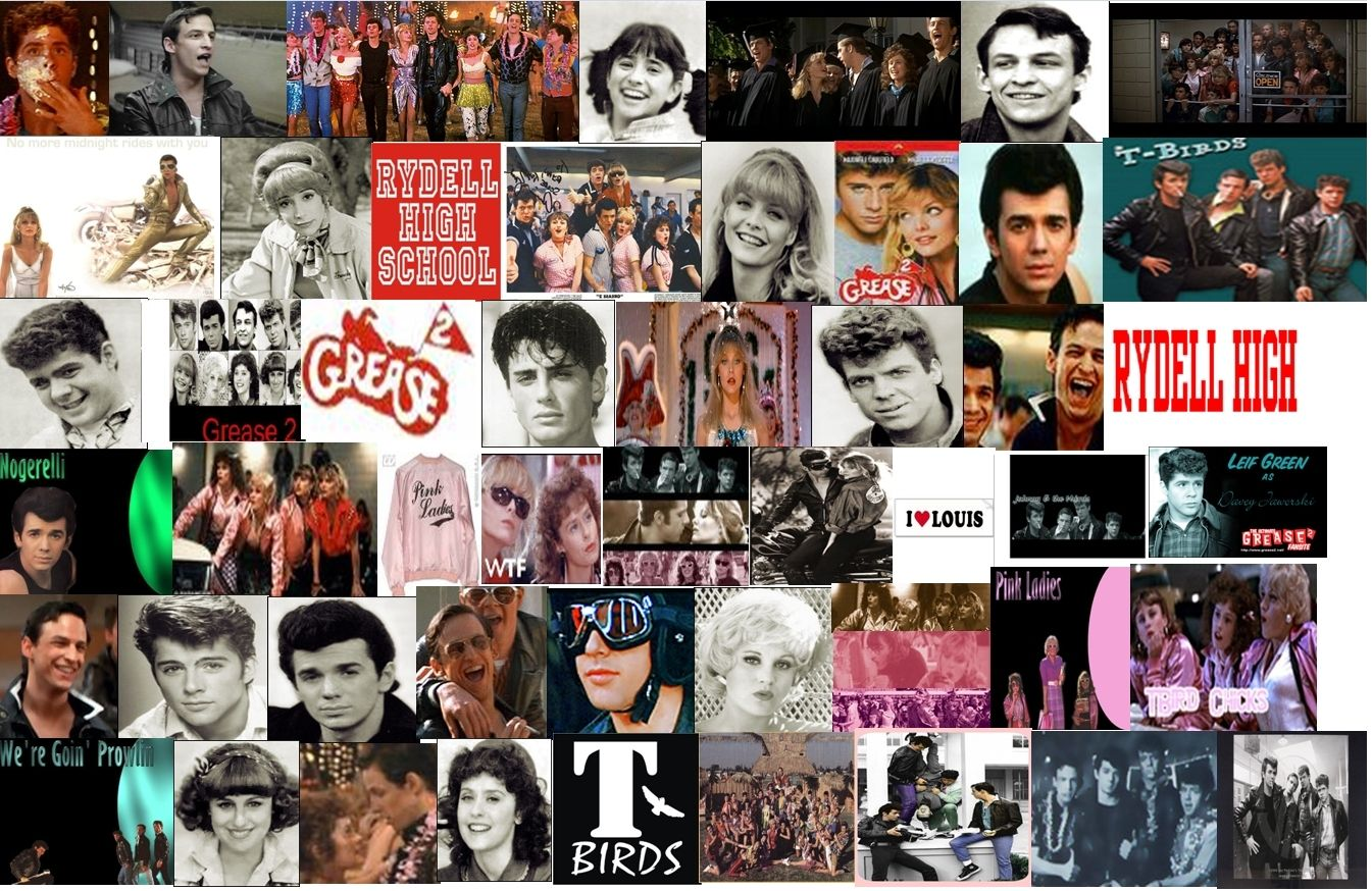 Grease 2 bing images grease 2 fan art musical movies