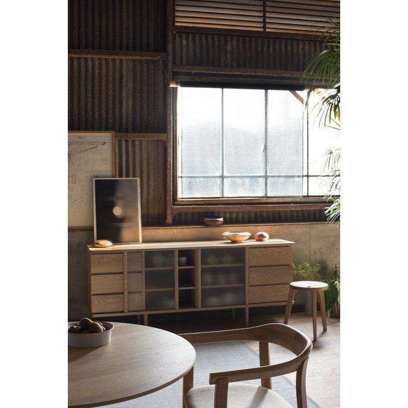 Contemporaryinterior Design Ideas: Ariake Rikyu Sideboard, Oak