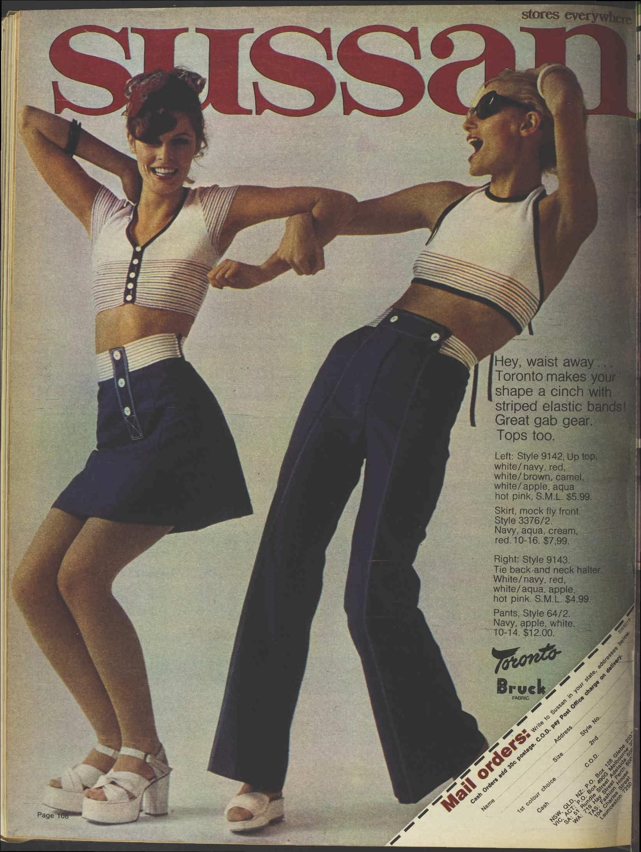 Issue 17 Oct 1973 The Australian Women S Wee Usa Fashion 1970s Fashion Women Retro Fashion