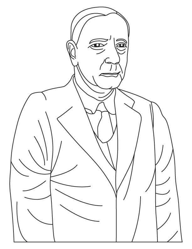 Edwin Hubble coloring pages | History coloring sheets | Pinterest ...
