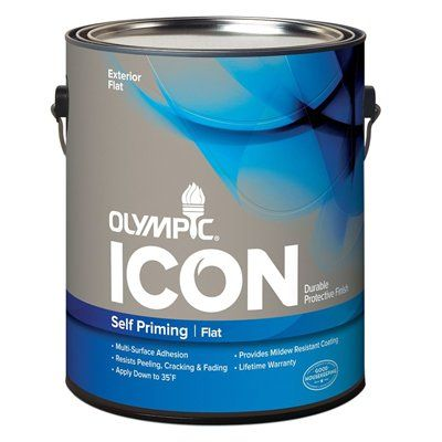 Olympic ICON Exterior Paint   *Hardware*   Pinterest   Olympic icons ...