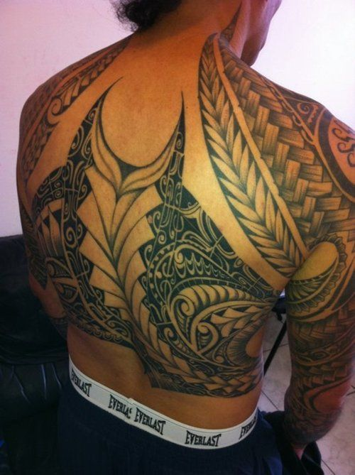 cook island maori tattoo - Cook Island Designs