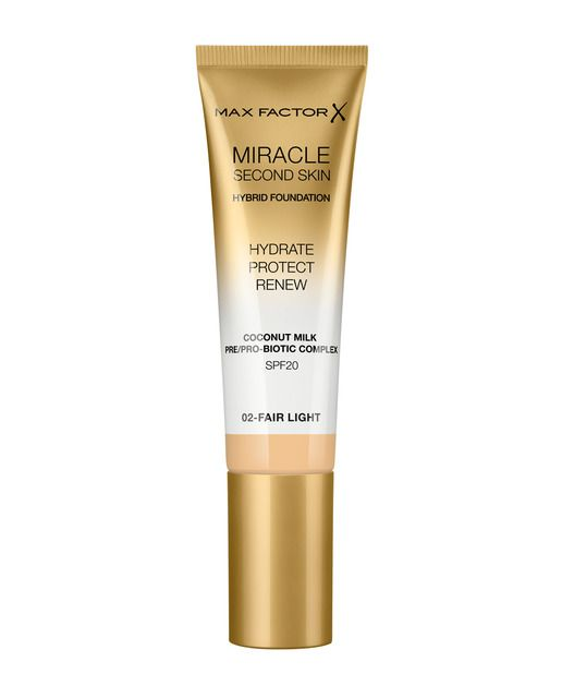 Base De Maqullaje Miracle Touch Second Skin Max Factor En 2020