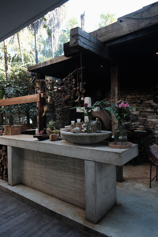 CASA JAGUAR — Home Fun cocktails, Outdoor kitchen, Tulum