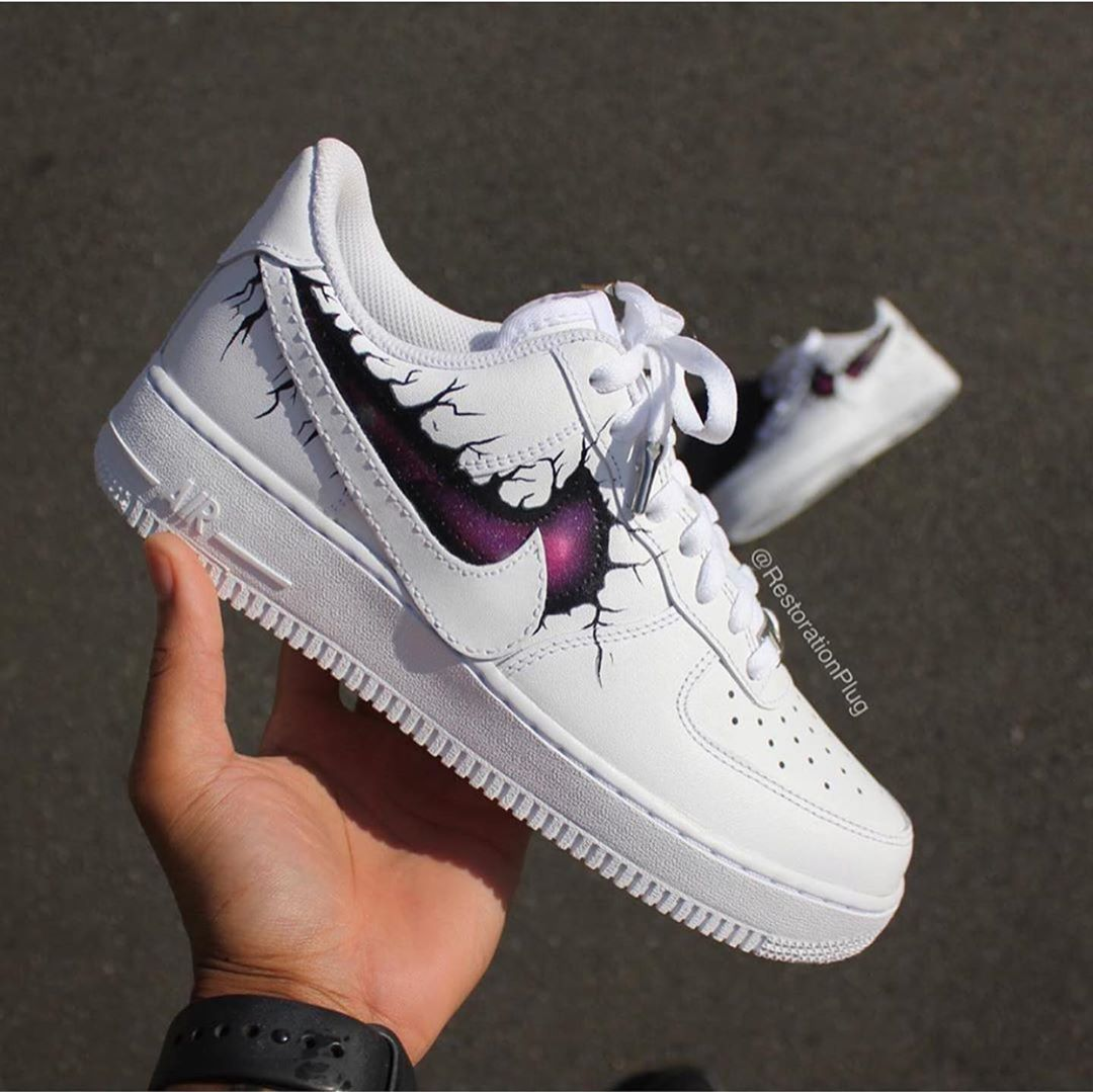 Custom Nike Air Force 1 AF1 Joker Sneakers