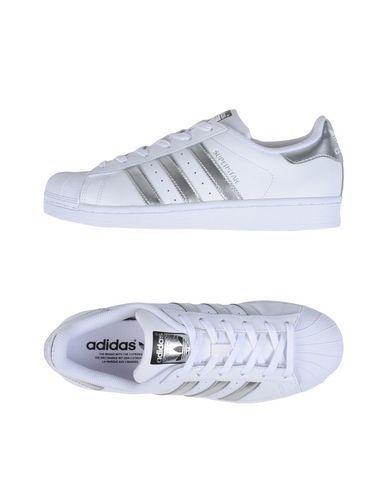new style c8afa 32cb8 ADIDAS ORIGINALS Sneakers   Deportivas mujer. efecto laminado, logotipo,  estampado bicolor, cierre con cordones, puntera redonda, interior de  tejido, ...