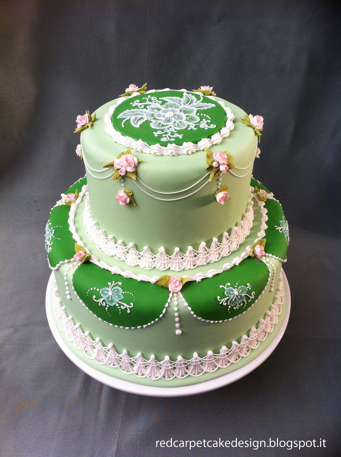 equipe eccellenze italiane cake designer fip - red carpet cake, Mobel ideea