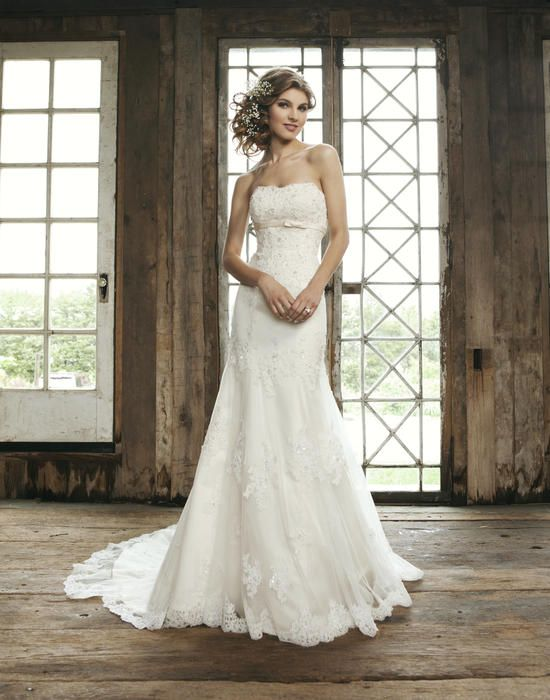 Sincerity Bridal 3664 The Wedding Bell Tacoma WA Gowns