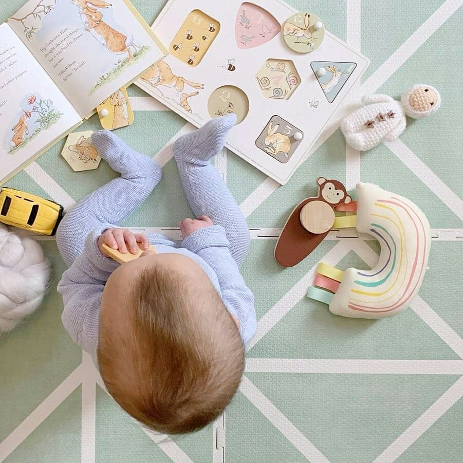 Our playmats provide the perfect soft flooring for child's play, so knees are well protected and play can go on.   Non toxic and easy to clean! No more stress from mess.   #toddlekind #kidsroomdecor#playmats #toddler #tapisdejeu #tapiseveil #playma t#tapisenfant #tapisbebe #chambrebebe #playmats #stylishplaymat #babyplaymat #nurseryideas #nurseryinspo #playrooms #kidsbedroom #nursery #babyroom #playmat