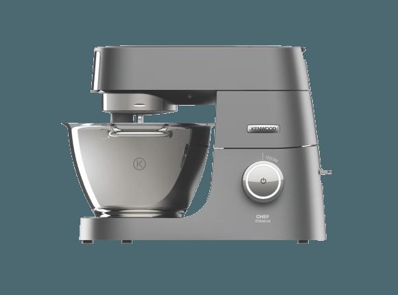 Küchenmaschine saturn ~ Kenwood kvc s chef titanium küchenmaschine silber