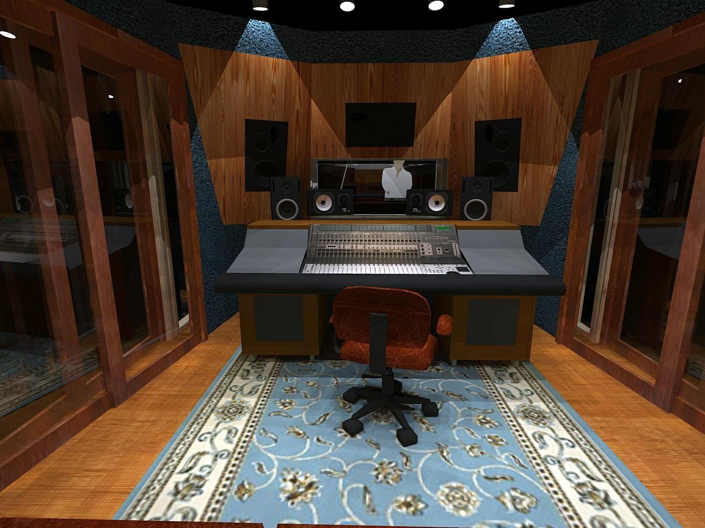 Pin by Paul Dant on Recording Studio Design   Recording ...