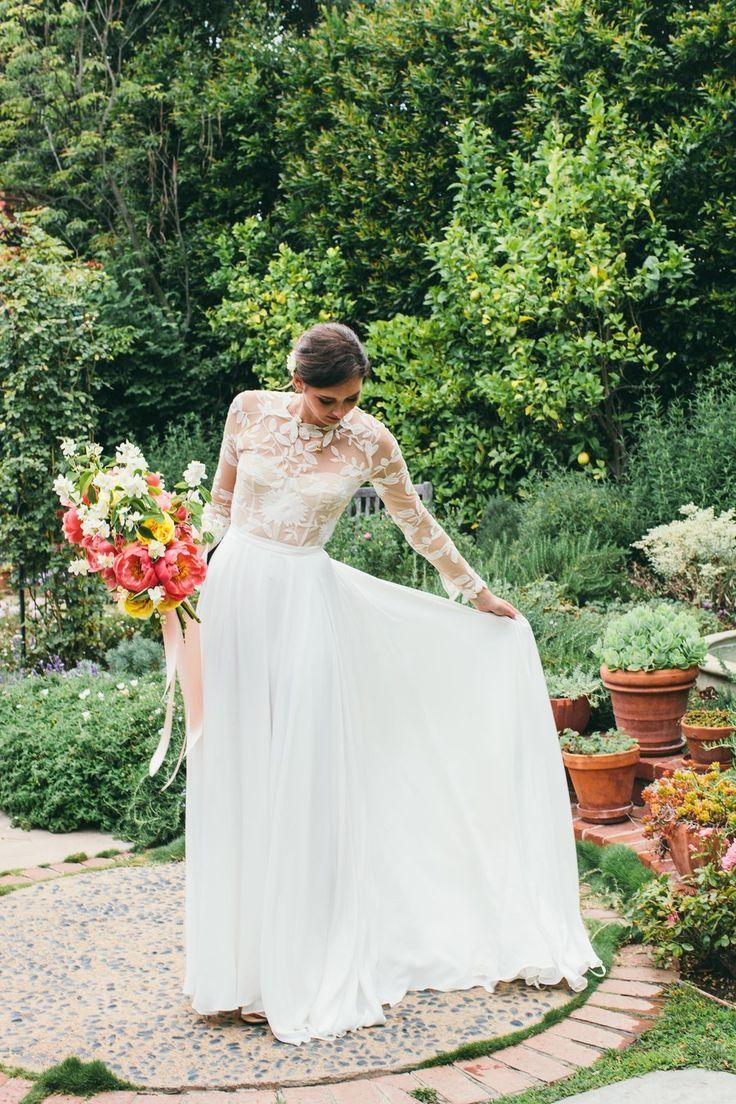 Wedding Dress Alternatives for Untraditional Brides