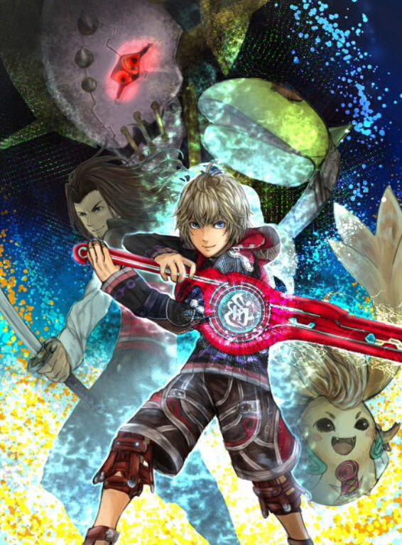 Pin On Xenoblade Chronicles