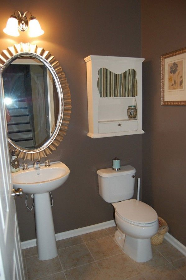 Tips On Choosing The Best Materials For Decorating Bathroom Walls Decor Around The World Small Bathroom Colors Bathroom Paint Colors Bathroom Colors