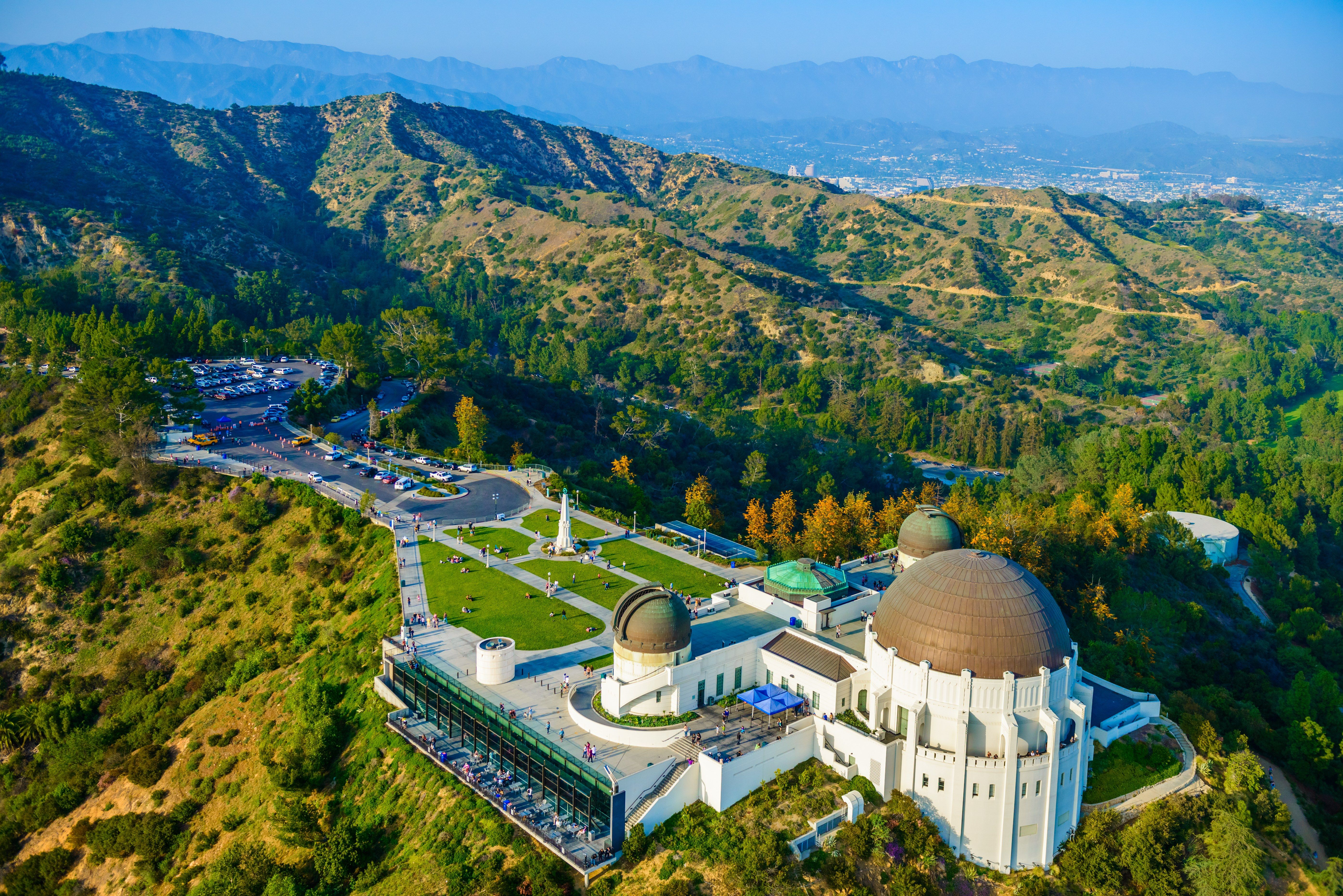 25 Must See Architectural Landmarks In Los Angeles Los Angeles Attractions Griffith Park Film Locations Los Angeles
