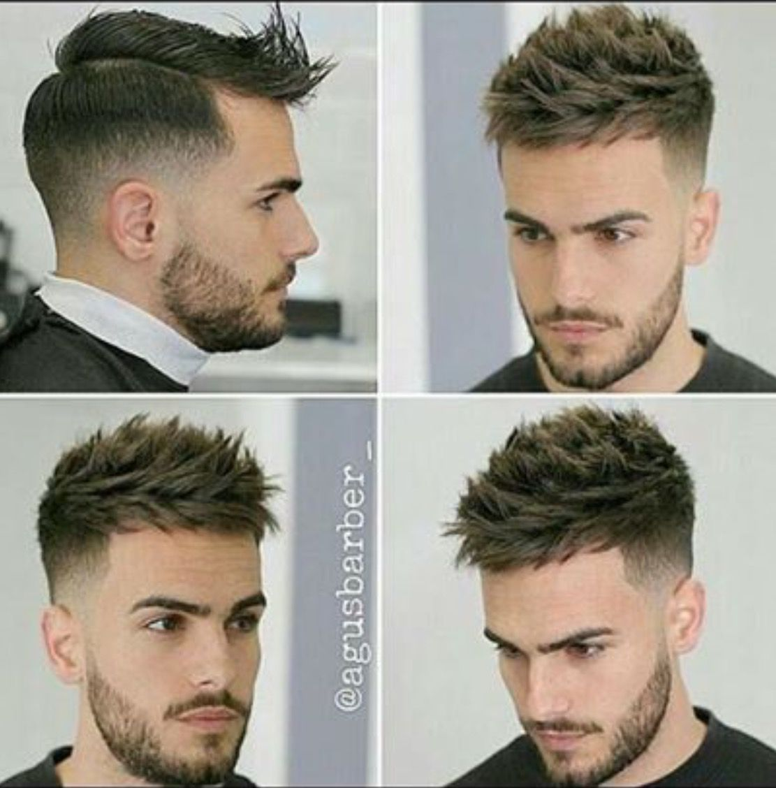 Men haircuts short pin by geones laguna on visual  pinterest  hair trends