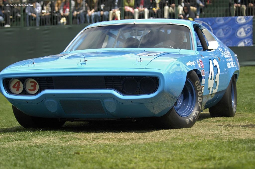 Image result for 1971 plymouth sebring race car petty