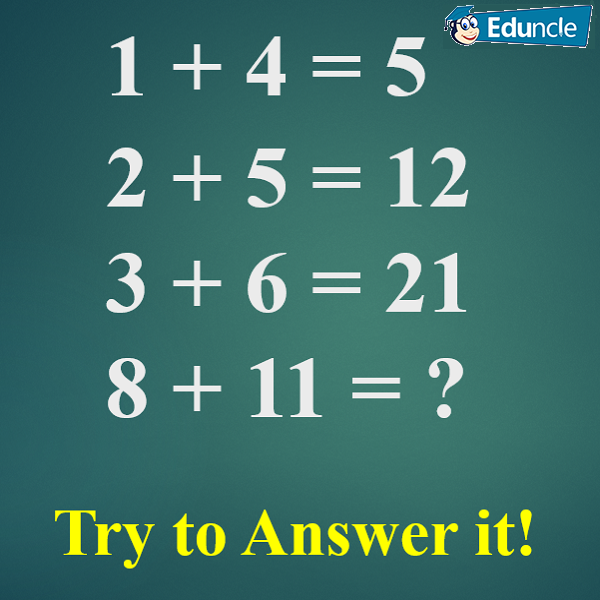 Solve this # Maths Question (90% fail to solve). You Try once ...