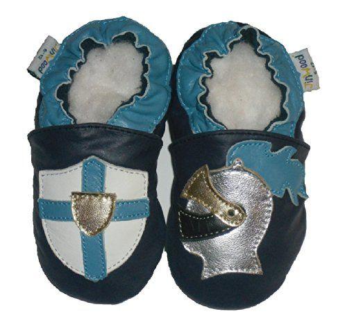 Lederhausschuhe-Krabbelschuhe-Jinwood-RITTER BLAU-Baby-Kinder-Schuhe-Leder - http://on-line-kaufen.de/jinwood-14/lederhausschuhe-krabbelschuhe-jinwood-ritter