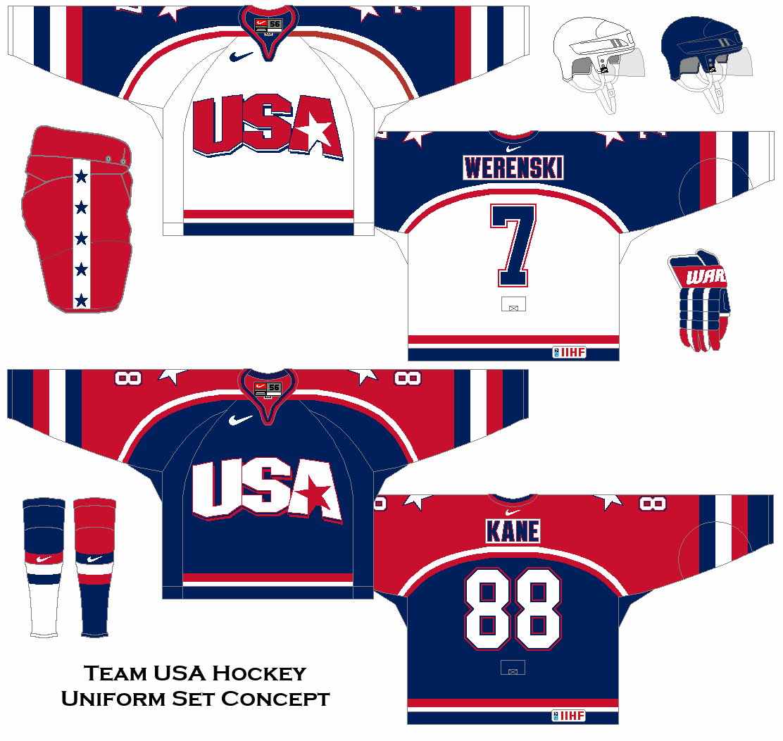 Team Usa Hockey Tribute In 2020 Team Usa Hockey Usa Hockey Team Usa