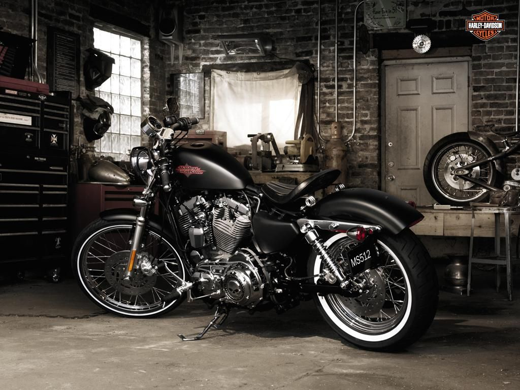 The 2012 harley davidson sportster seventy two is a bare bones radical custom from front to rear the seventy two sports a bold vintage look that recalls