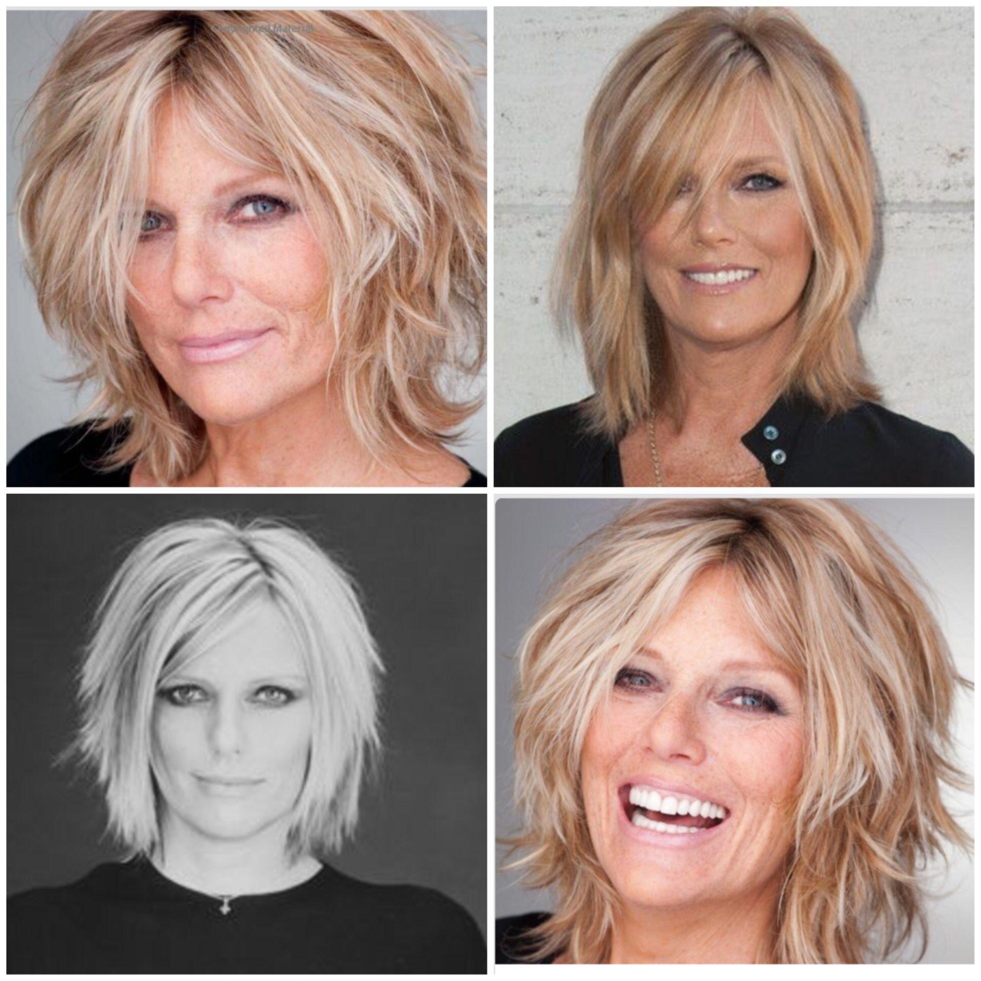 Square face haircut men patti hansen wife of rocker keith richards rocks  beauty love
