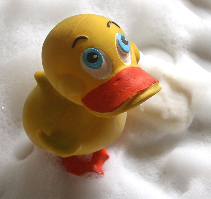 Original Rubber Ducky by randomsurprise | Rubber Duckies ...