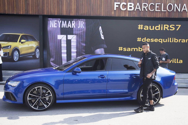 Jogadores do Barça ganham carrões – Neymar escolhe o mais caro ...