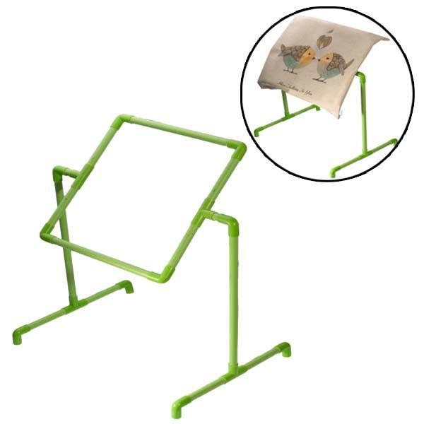Desktop Portable Cross-stitch Rack Detachable PVC Embroidery Frame ...
