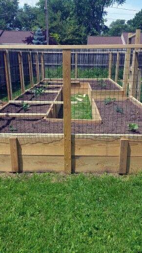 10 Lifted Garden Landscape Design Tips | Garden beds ...