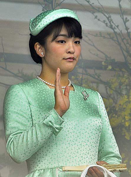 秋篠宮眞子さま、きょうはお誕生日おめでとうございます♪ : remmikki ...
