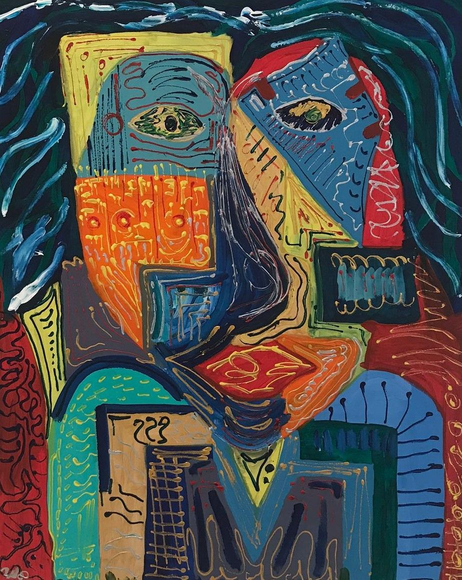 die galerie fur moderne kunst wolfgang duran leinwand malen skulptur malerei abstrakt