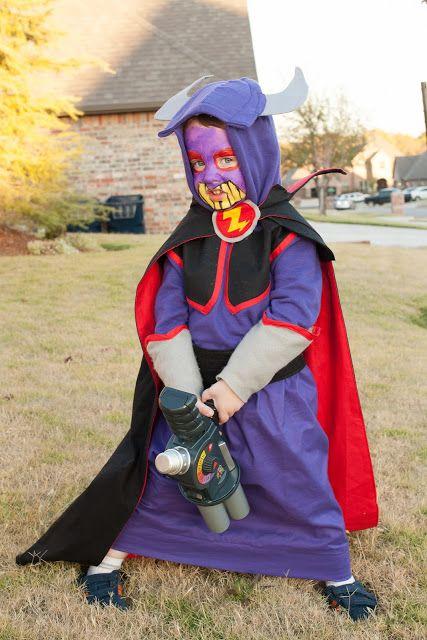 Zurg Costume & Zurg Costume | Zurg Costumes | Pinterest | Costumes Halloween ...