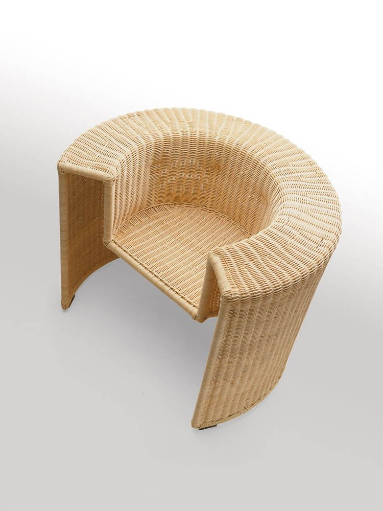 Charlotte Lounge chair, Contemporary Living Room Design at Cassoni.com