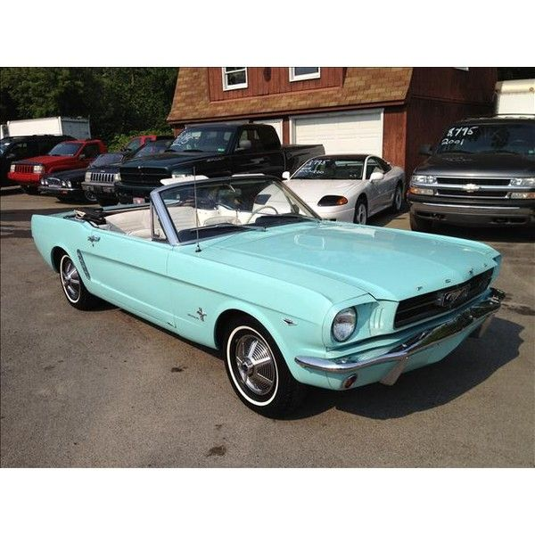 1965 Ford Mustang, Used Cars For Sale
