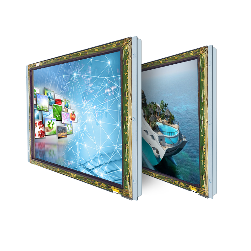 Time To Source Smarter Open Frame Frame Lcd Monitor