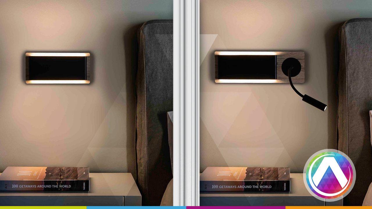 Crea Tu Ambiente Ideal Con Las Nuevas Colecciones De Lamparas De La Casa De La Lampara Apliques De Pared Pared Moderna Iluminacion Interior