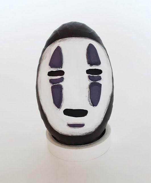 Studio Ghibli Easter Eggs Totoro Mononoke Hime And No Face Easter Eggs Easter Ghibli