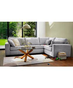 Buy Heart Of House Eton Right Hand Corner Sofa Group Mink At Argos Co Uk Your Online Shop For Sofas Corner Sofa Argos Home Home