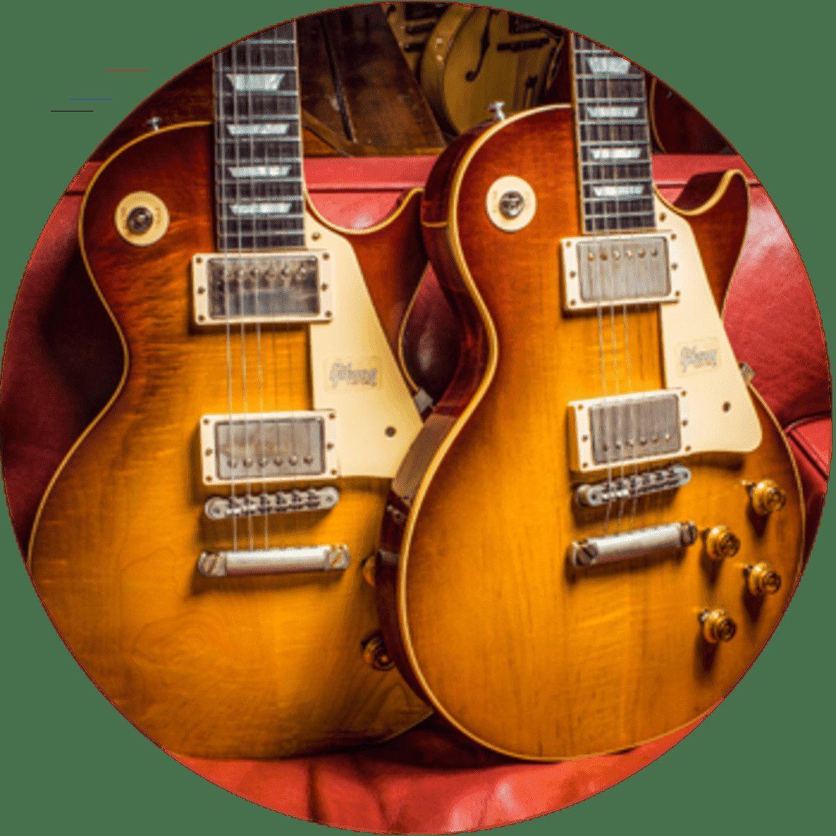 Gibson Guitars at Chicago Music Exchange gibsonguitars