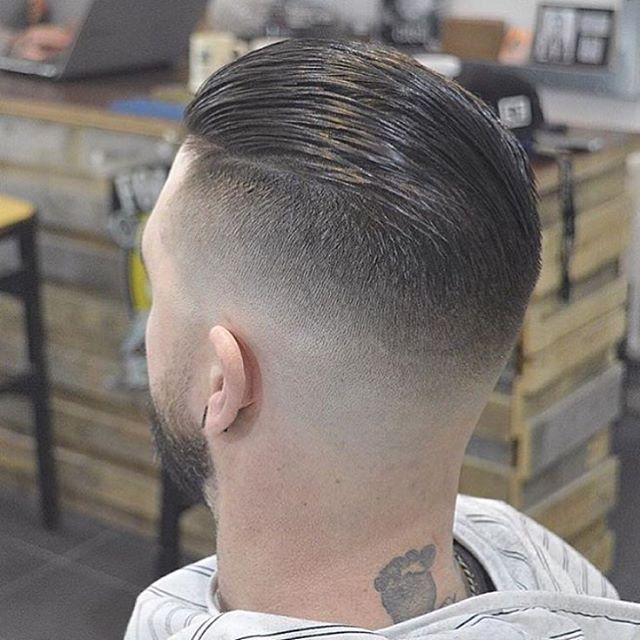 Sexy military haircuts