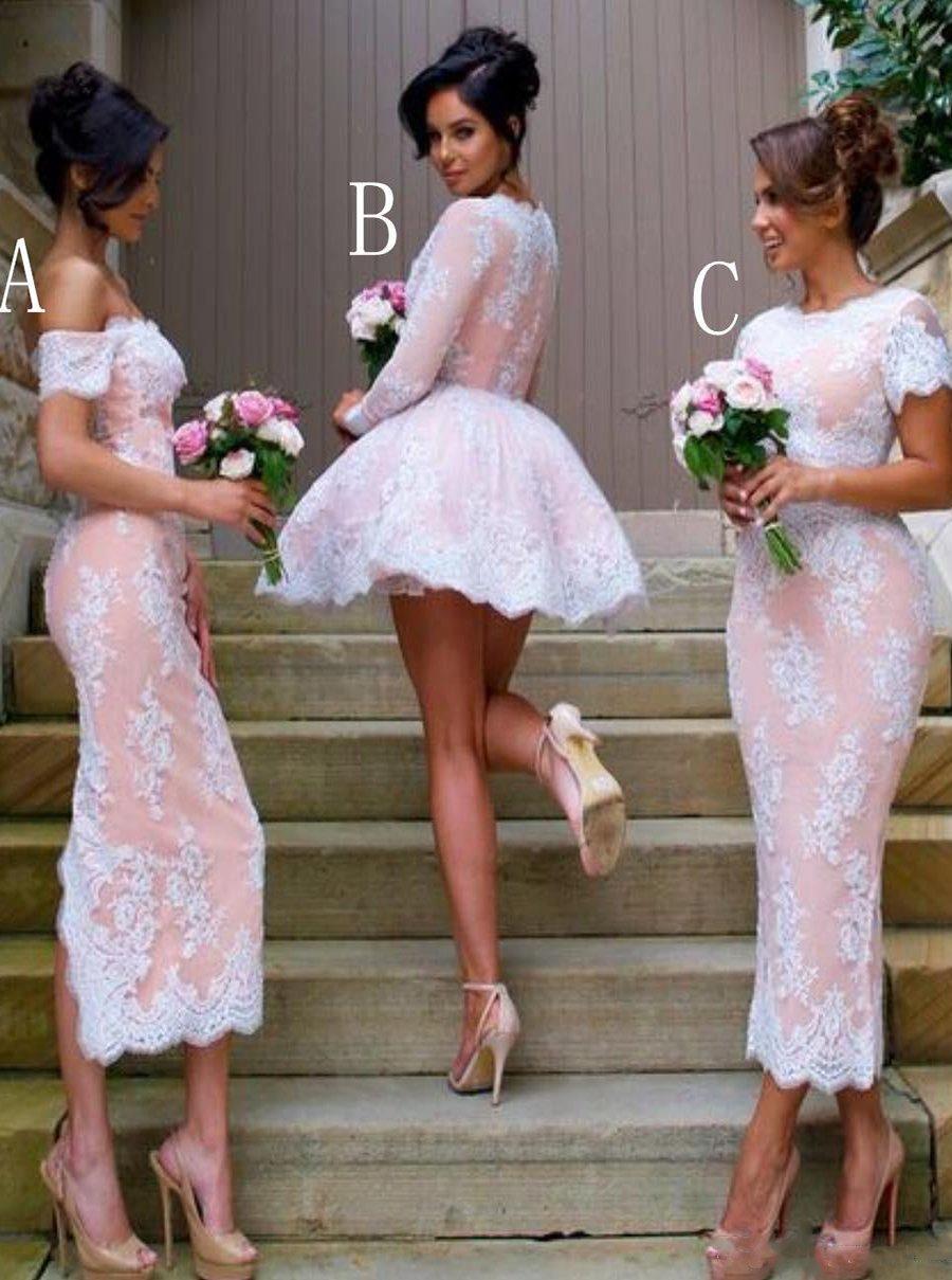 Pin von Unalfred auf Brautjungfernkleid in 18  Kleider hochzeit