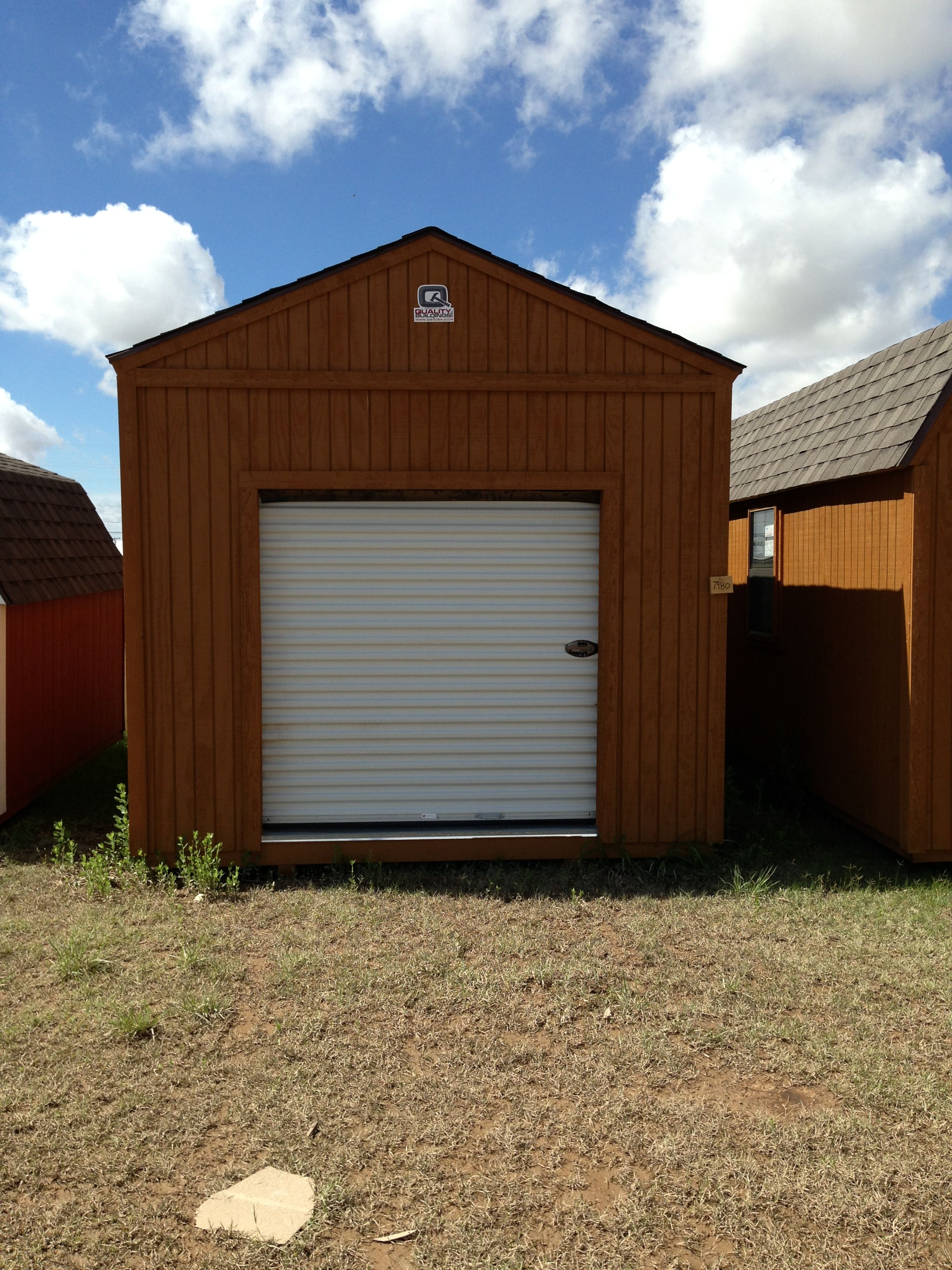 Beau 6 X 6 Roll Up Door. Free Delivery, Free Set Up/